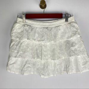NWOT Atmosphere (Primark) Eyelet Ruffle Skirt